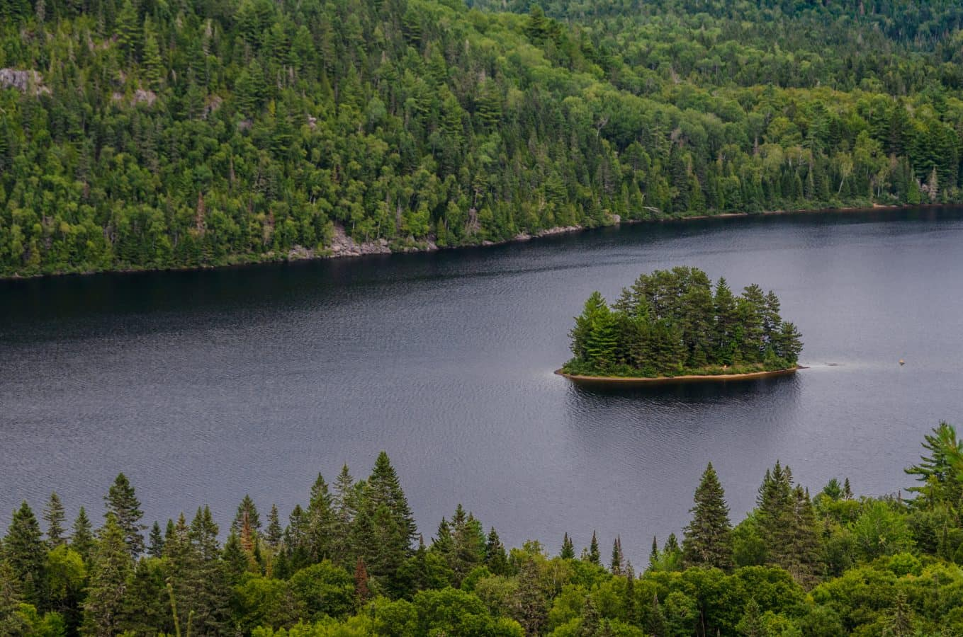 Lac Parc National de La Mauricie