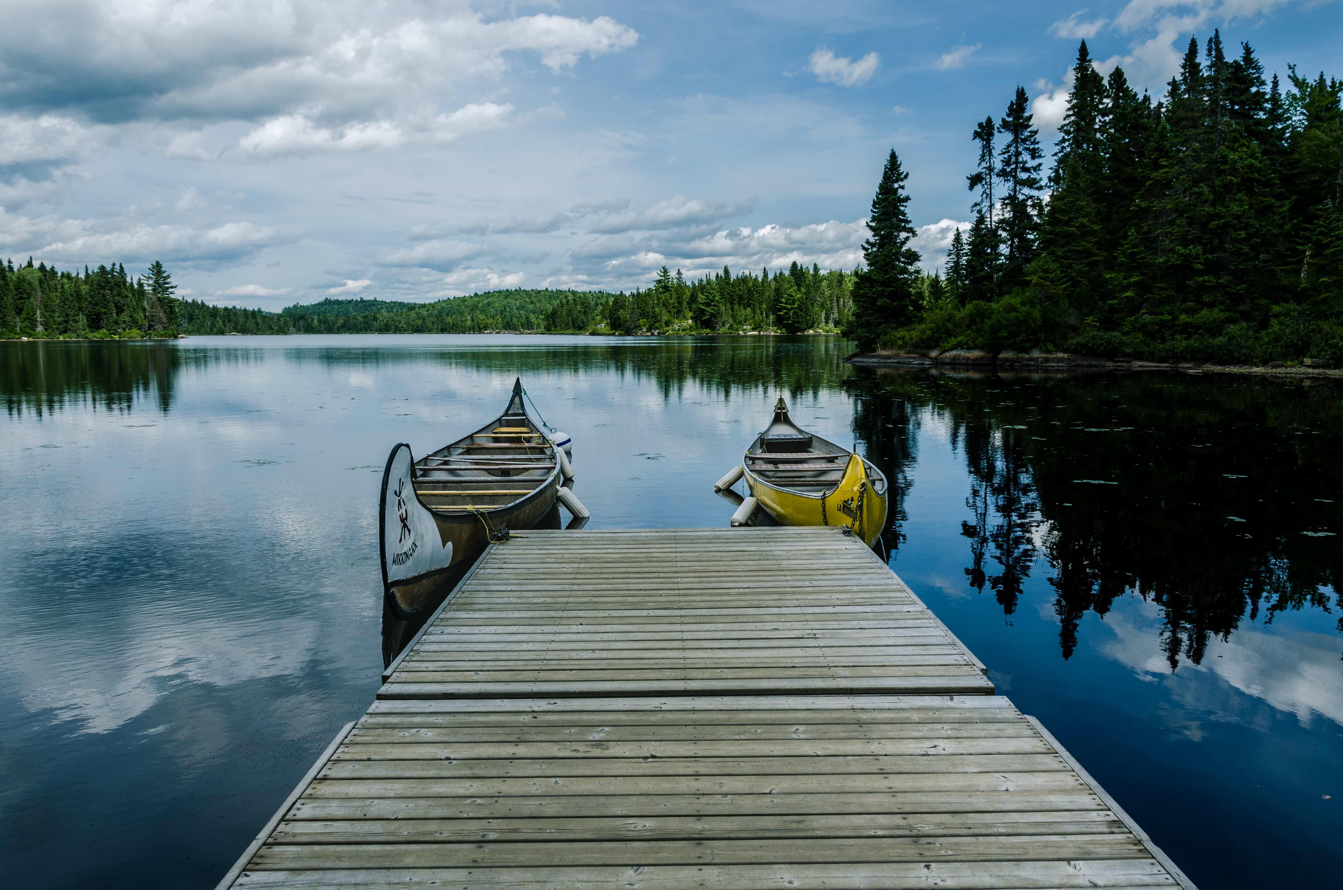 Québec – Parc National de La Mauricie
