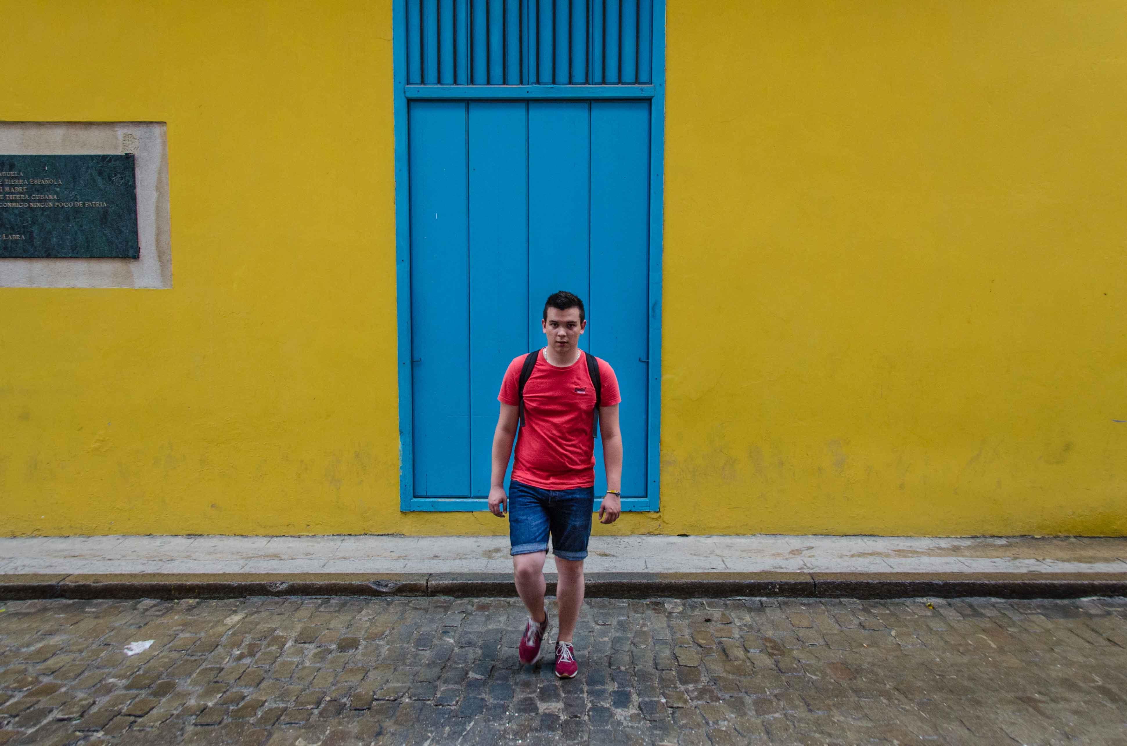 Nicolas - La Havane