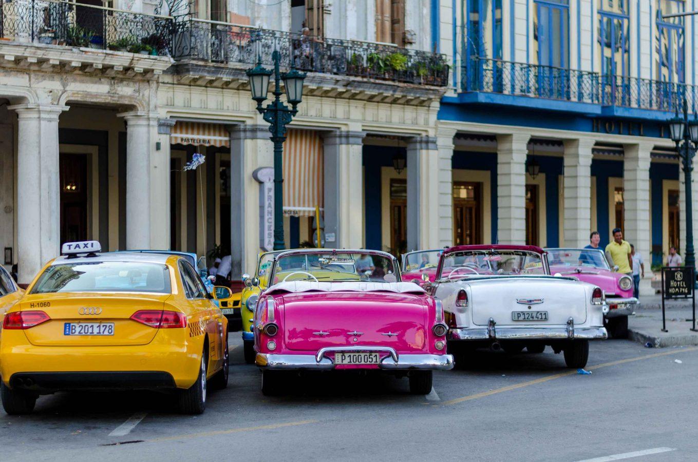 voitures cubaines