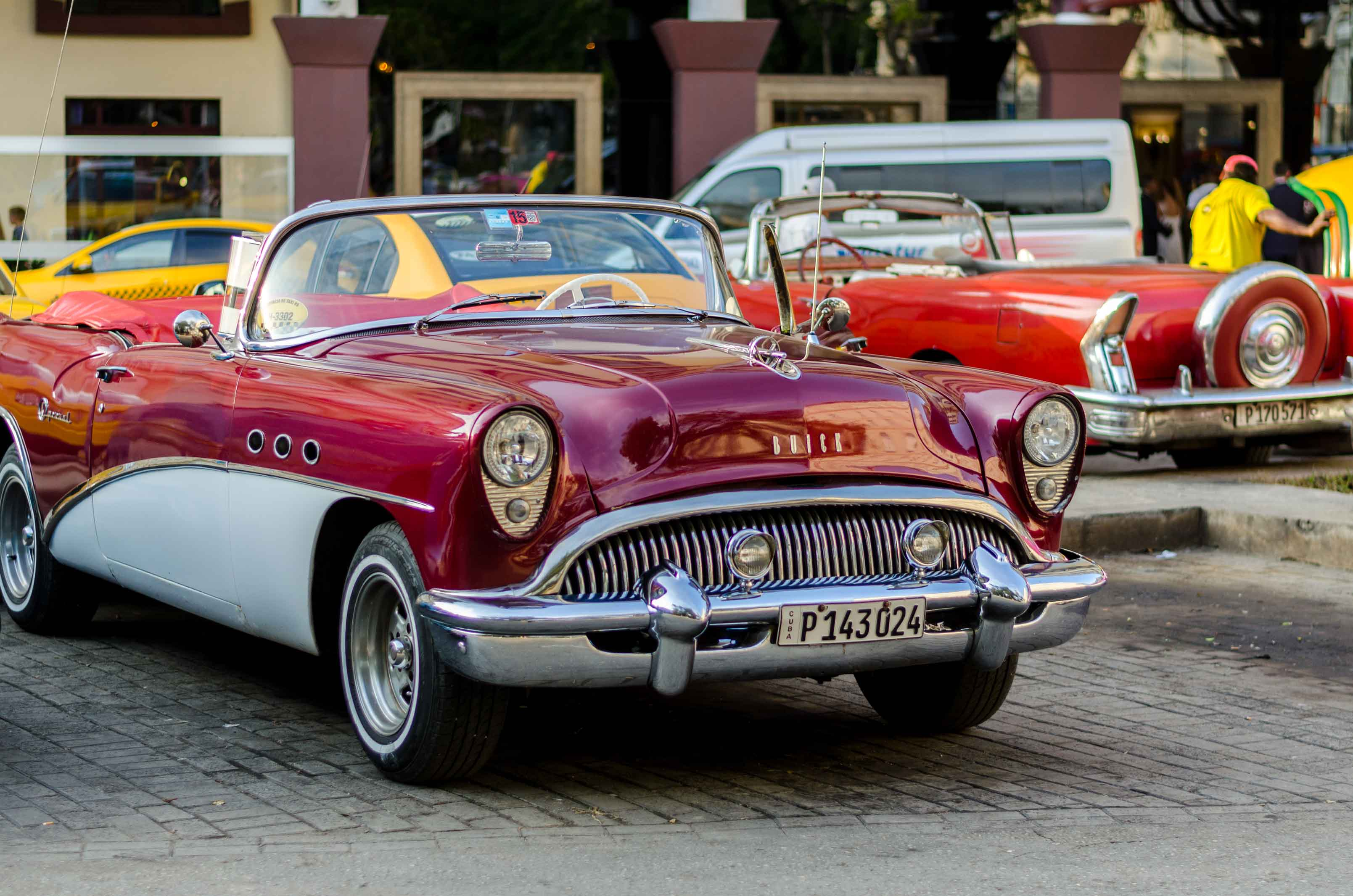 La Havane voiture