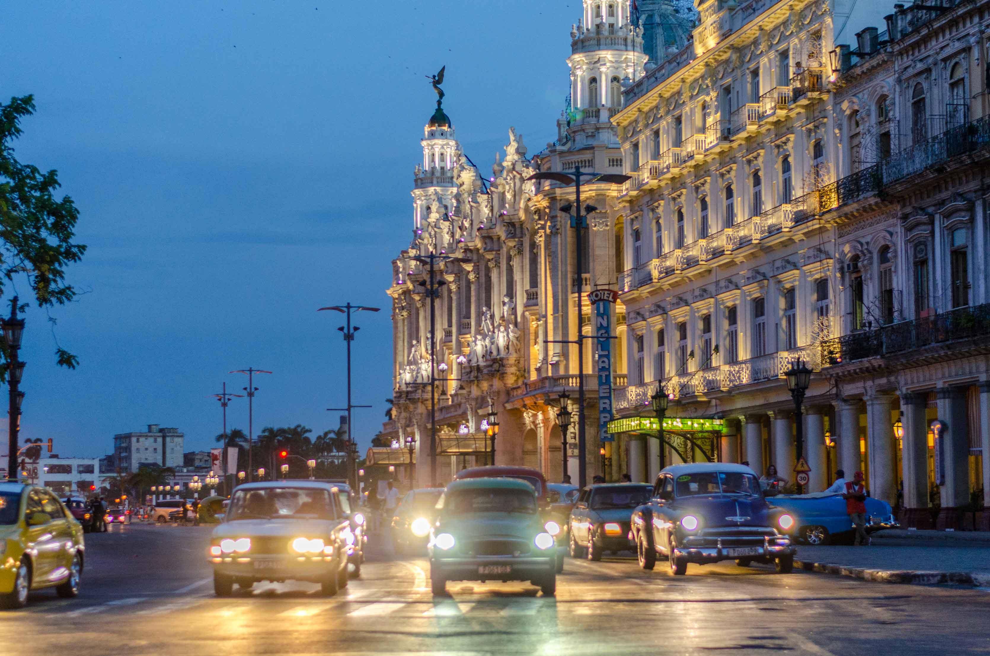 La Havane nuit