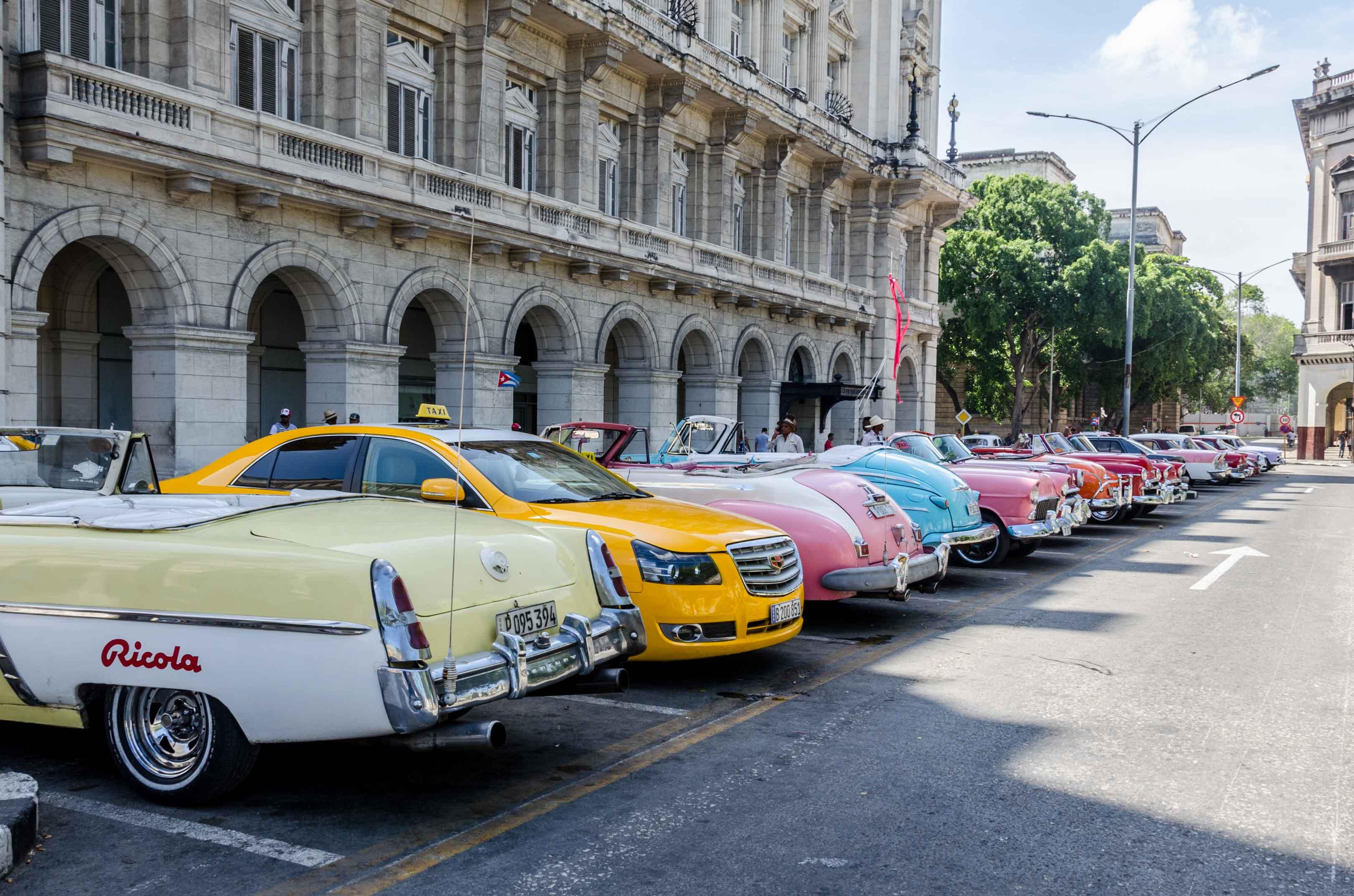 Voitures La Havane
