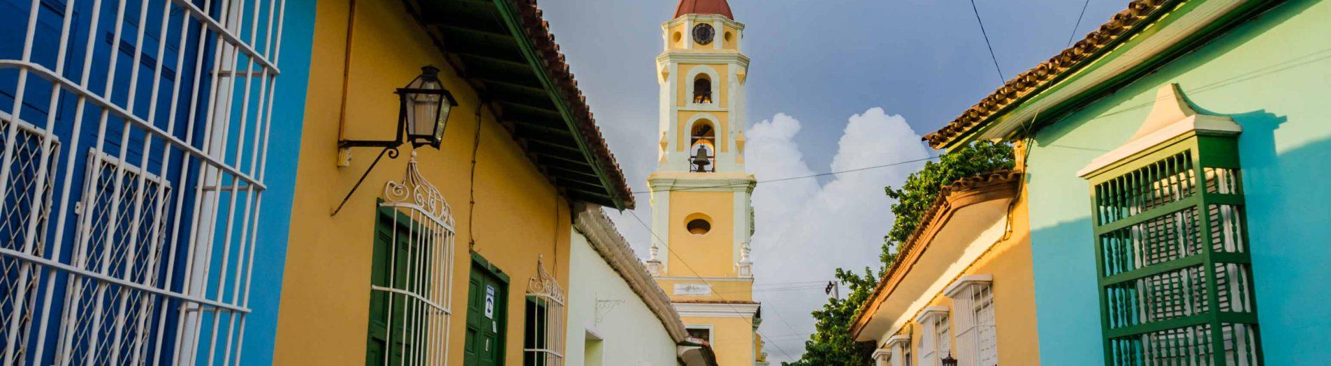 Cuba - Trinidad, la perle de Cuba