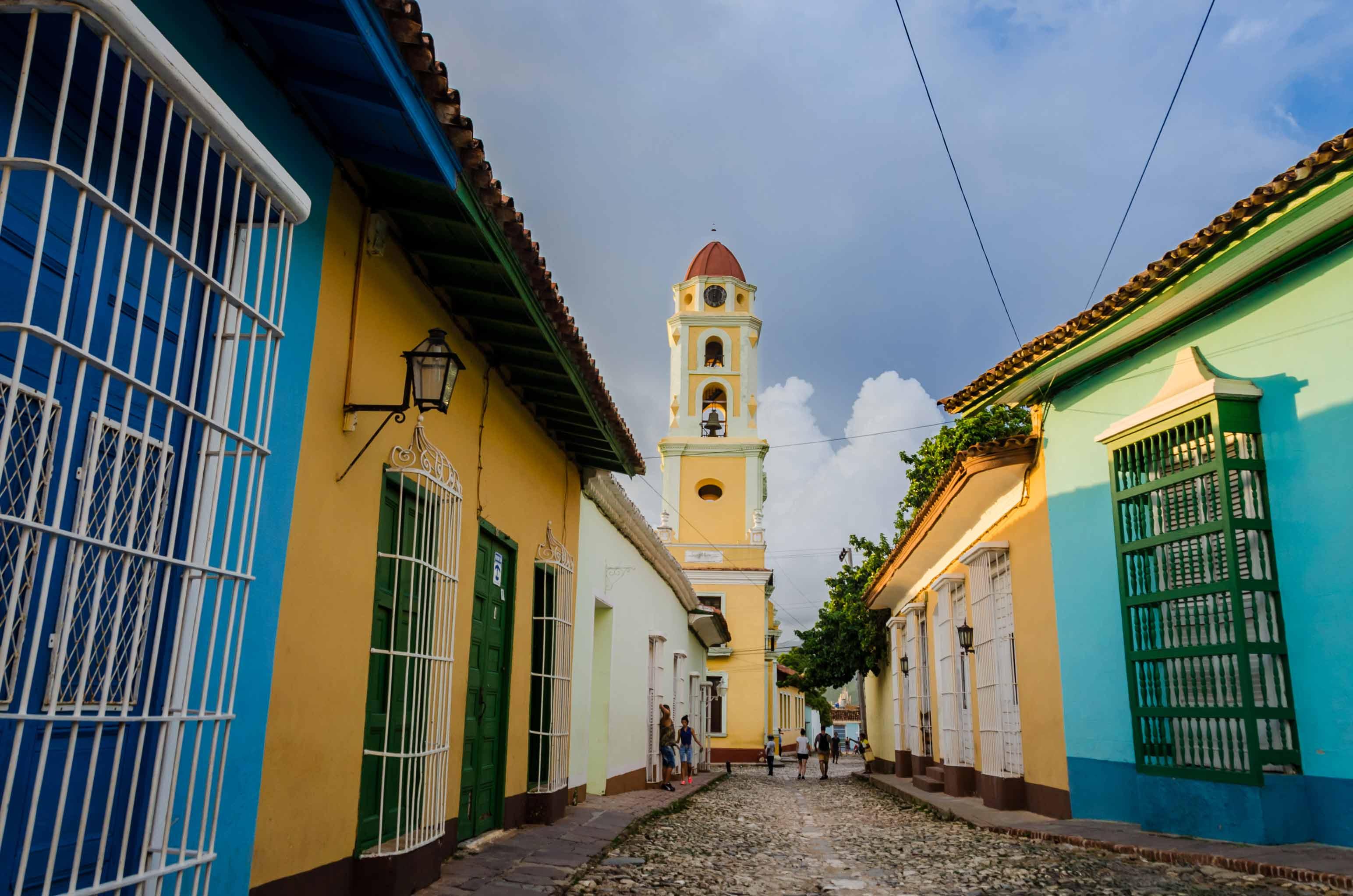 Cuba – Trinidad, la perle de Cuba