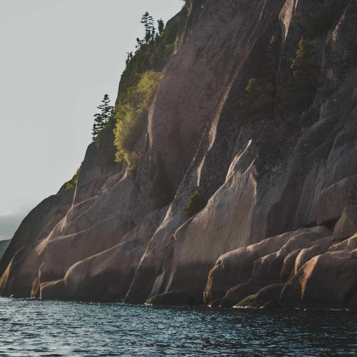 Québec - Le Fjord du Saguenay