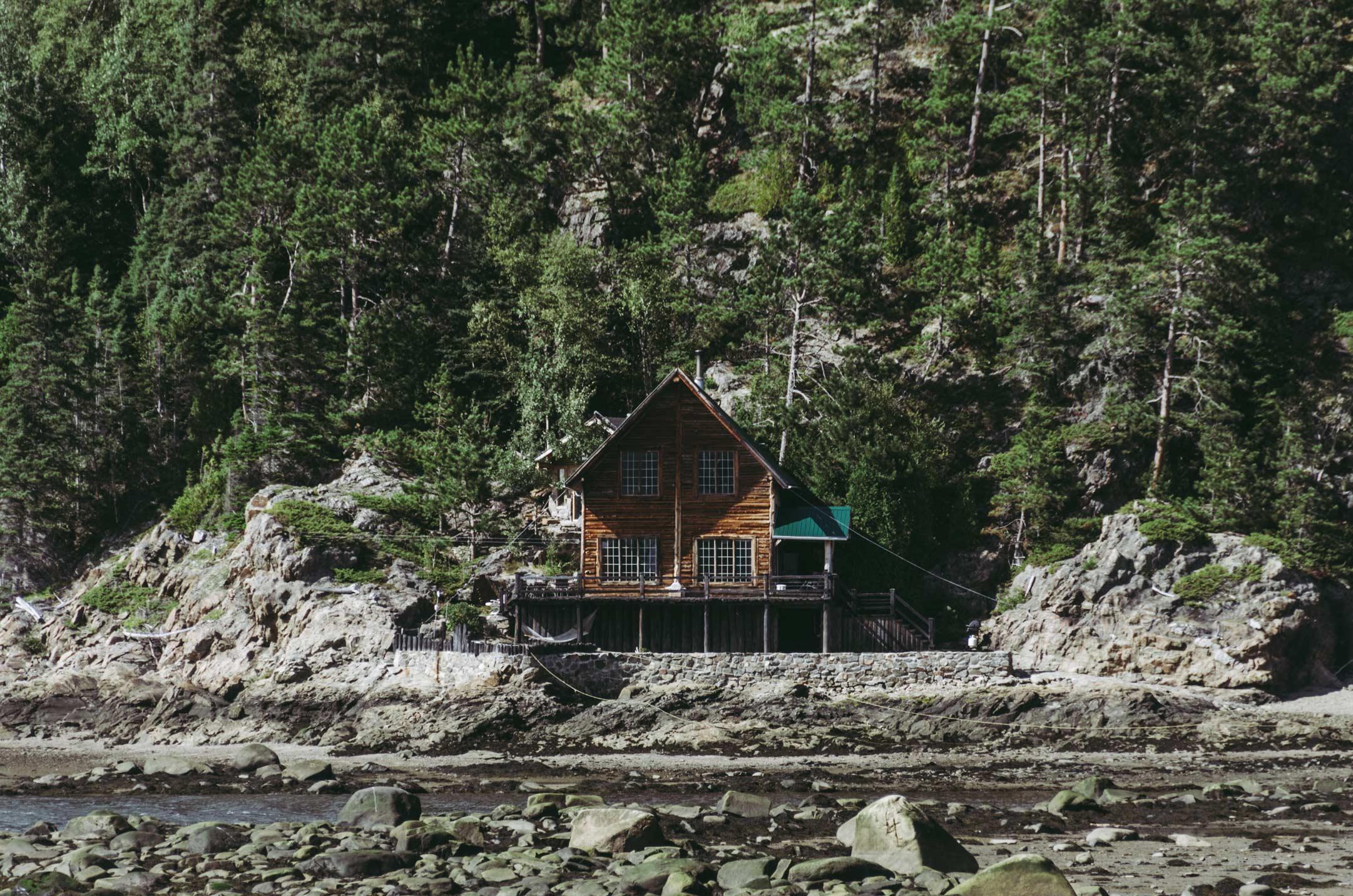 chalet fjord