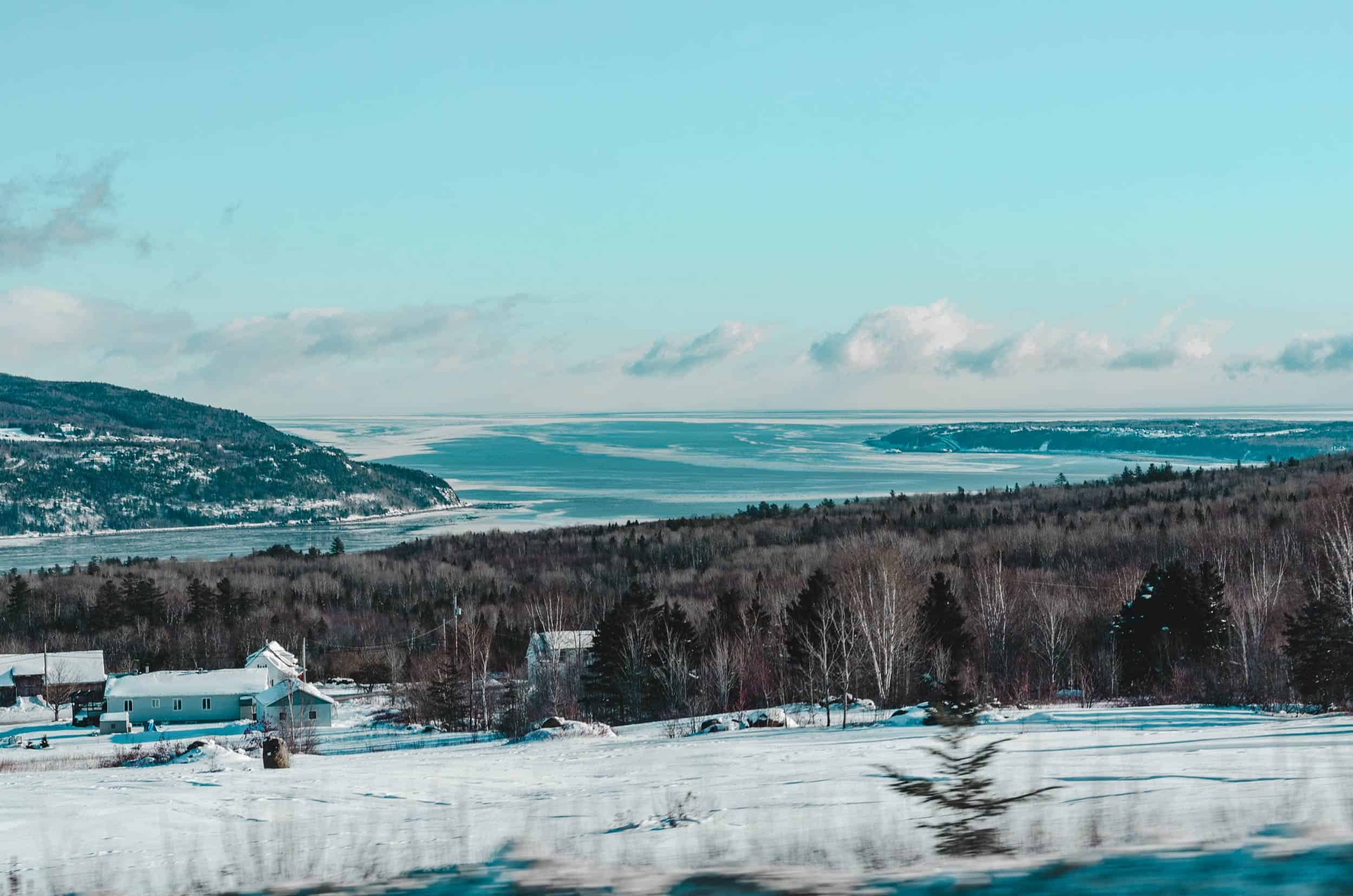 roadtrip - Quebec Beyond the Ocean