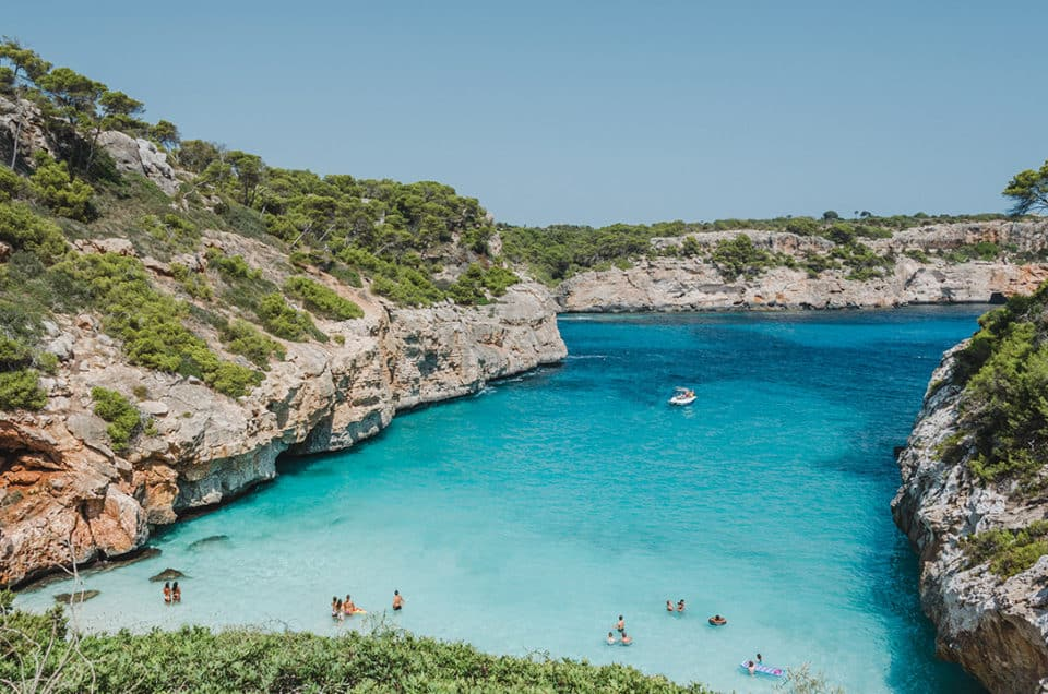 Roadtrip à Majorque – vidéo